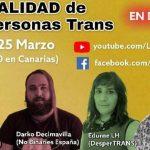 La realidad de las personas trans
