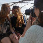 «Vera y Victoria», un documental que aúna un proyecto fotográfico con una historia de amor