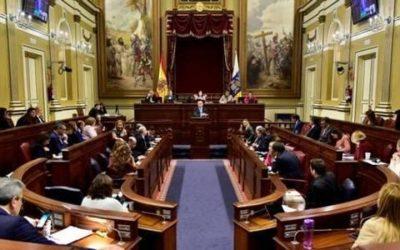 El Parlamento de Canarias aprueba la 'Ley Trans'