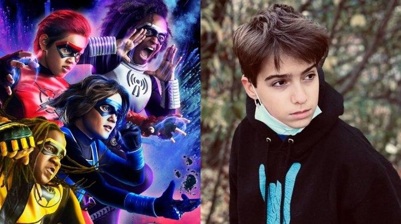 Sasha A. Cohen, el primer actor adolescente trans de Nickelodeon