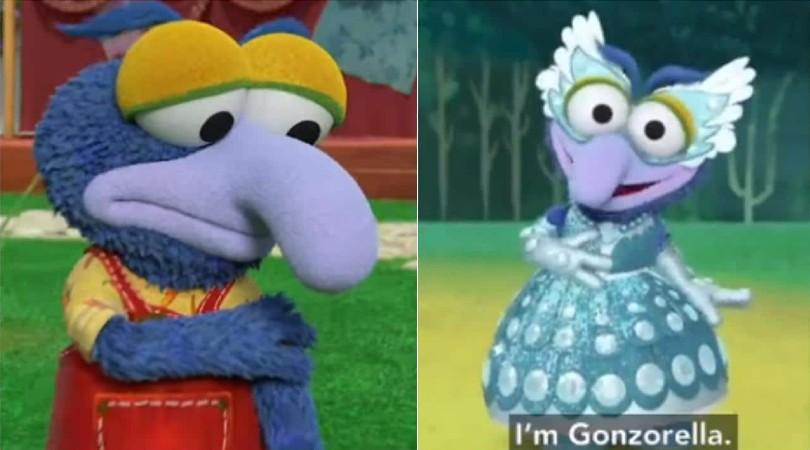 Gonzo se declara trans en Muppet Babies y se convierte en la princesa Gonzorella