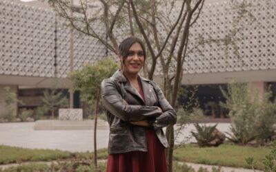 """María Clemente, primera diputada trans en el Congreso mexicano: """"Acabamos de romper un techo de cristal"""""""