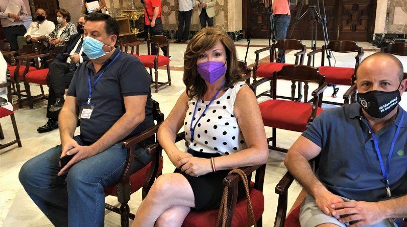 "Una glorieta en Sevilla para agradecer la ""incansable lucha"" de la activista trans Mar Cambrollé"
