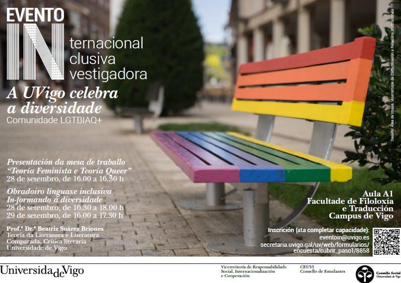 Presentacion da mesa de traballo 'Teoría Feminista e Teoría Queer'