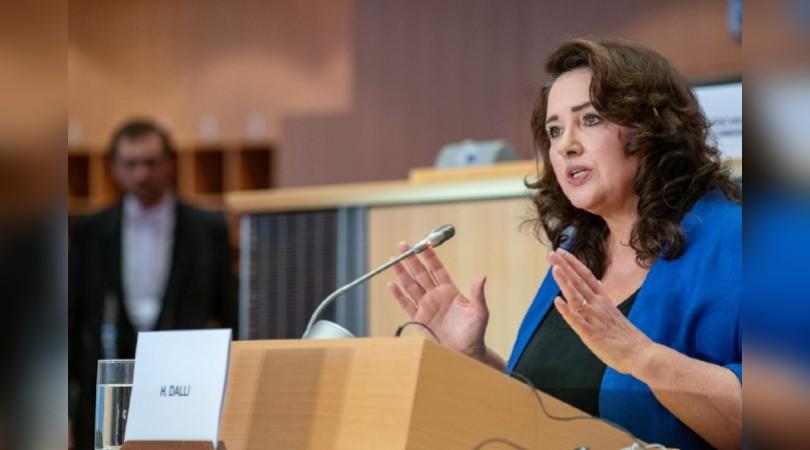 Comisaria Igualdad de la UE 'las mujeres trans son mujeres, no hay duda'