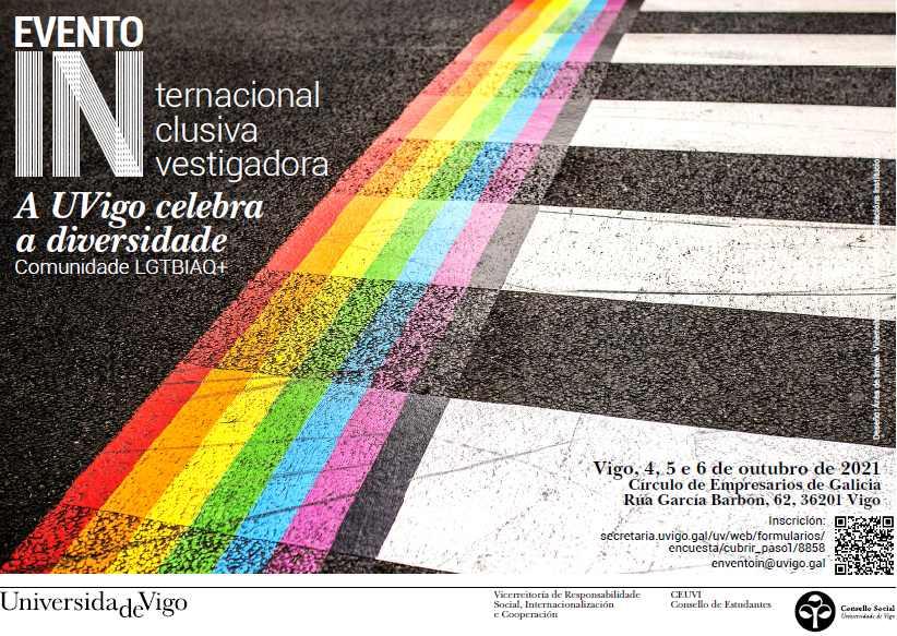 Evento IN - Universidade de Vigo