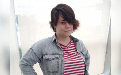 """Sara Soler: """"La realidad trans es desconocida y debería enseñarse en el colegio"""""""