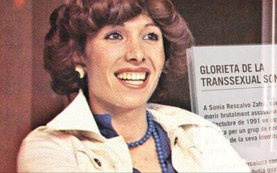 Vida y asesinato de Sonia Rescalvo, un antes y un después en la lucha contra la transfobia