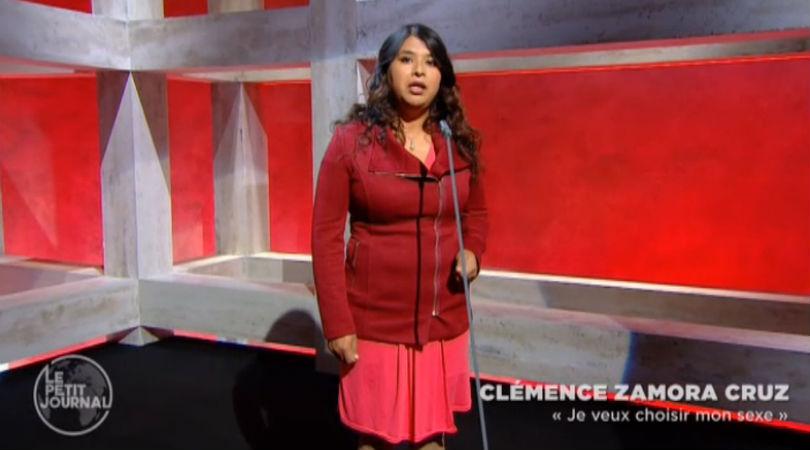 Clémence Zamora-Cruz