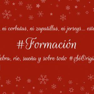 #SéOriginal #Formación